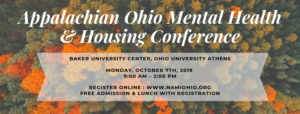 Appalachian Mental Health & Housing Conference