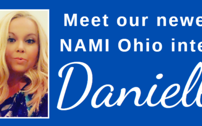 Meet Our Newest NAMI Ohio Intern, Danielle!