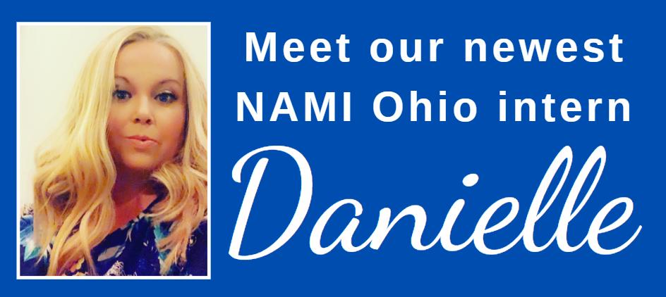 Meet Our Newest NAMI Ohio Intern, Danielle!