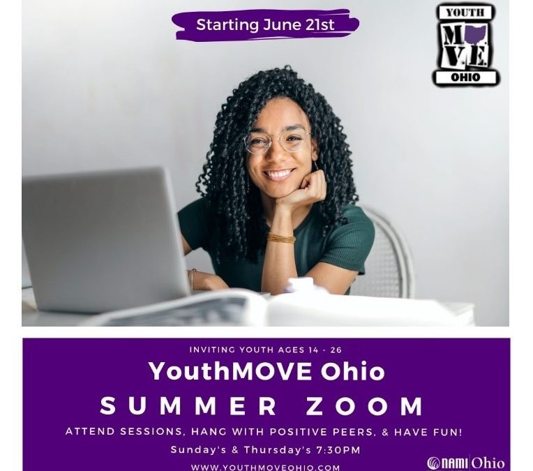 YouthMOVE Ohio Zoom Peer Groups