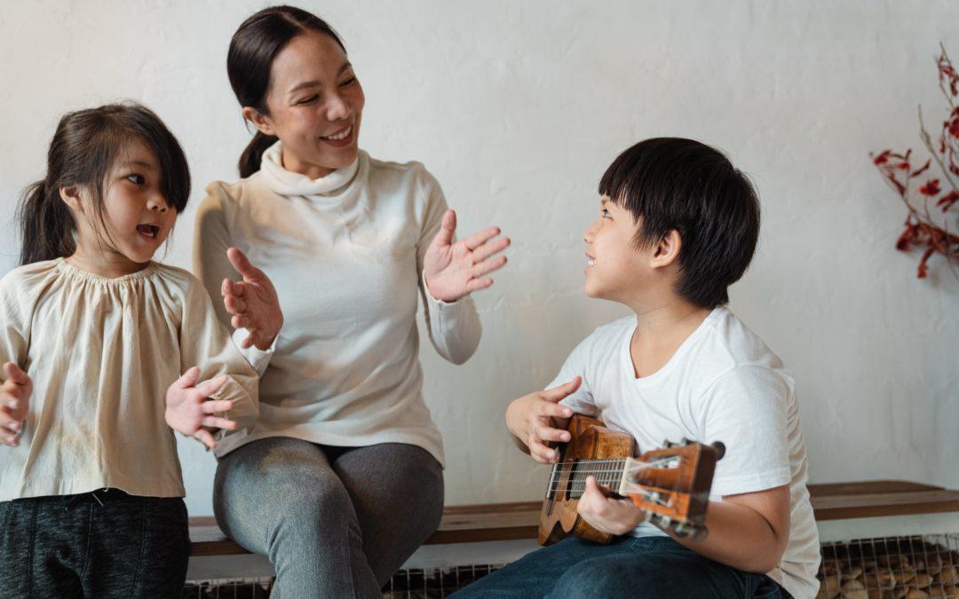 The Joy of Singing