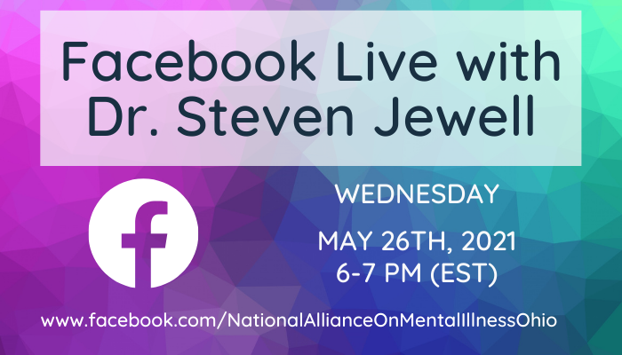 Video of Facebook Live Discussion with Dr. Steven Jewell